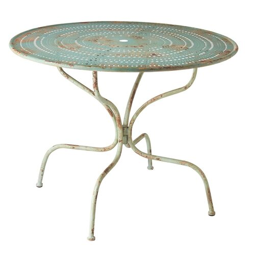 Distressed Bistro Table