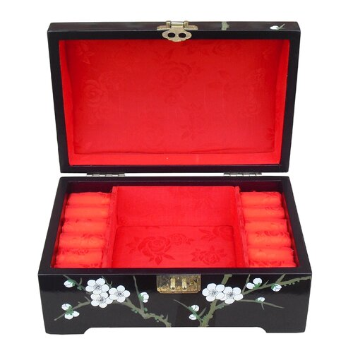Grand international decor blossom jewellery box reviews for Grand international decor