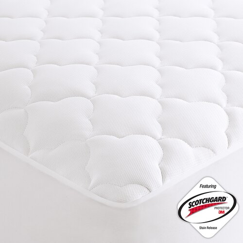 ProTech Bedding Alpine Mattress Pad with 3M Stain Release