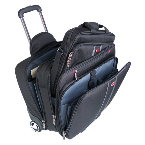 Mancini Biztech Compu Duo Laptop Catalog Case