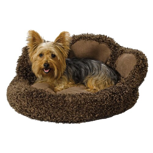 Midwest Homes For Pets Quiet Time Boutique Paw Donut Dog Bed