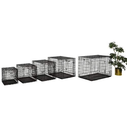 Midwest Homes For Pets Ultima Pro Fold and Carry Triple - Door Pet Crate