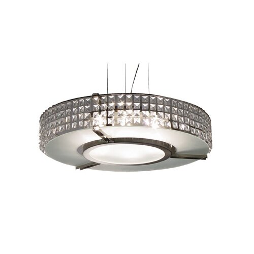 Bazz Glam 6 Light Pendant Chandelier