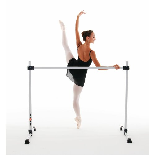 Vita Vibe Professional Series Single Bar Ballet Barre-n-Bag Kit