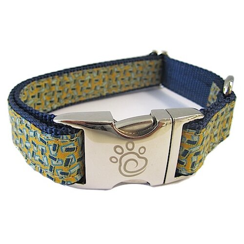 Chief Furry Officer Coldwater Canyon Dog Collar