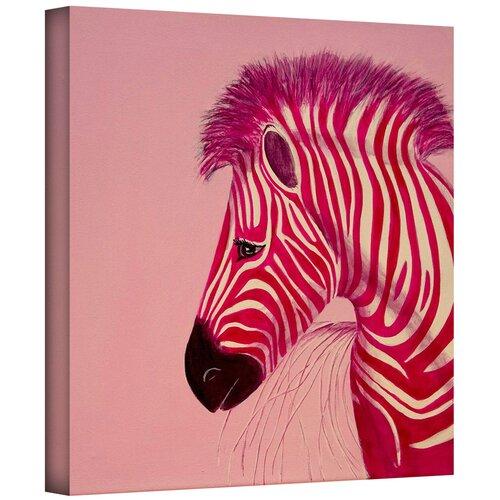 Pink Zebra Wall Decor : Zebra wall decor wayfair