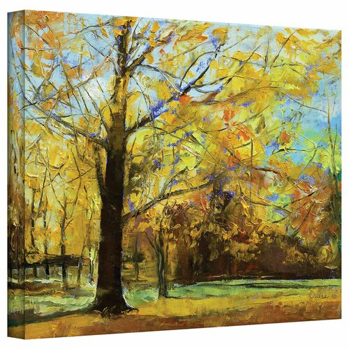 'Shades of Autumn' by Michael Creese Gallery-Wrapped on Canvas