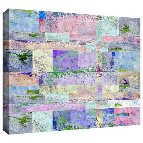 'Abstract I' by Greg Simanson Gallery-Wrapped on Canvas
