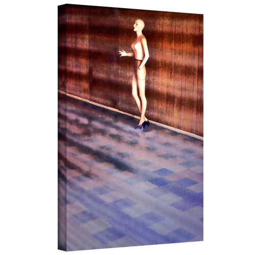 'Mandatory Retirement' by Dean Uhlinger Gallery-Wrapped Canvas Art