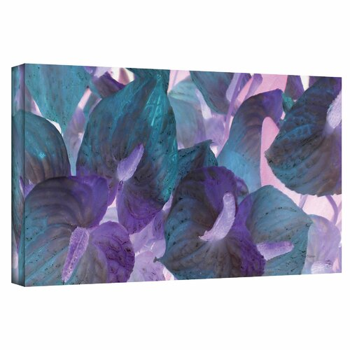 Art Wall 'Blue Dream' by Herb Dickinson Painting Print on Canvas