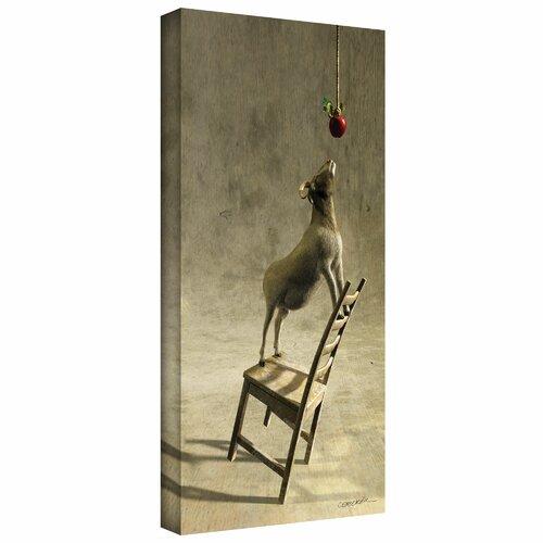 Cynthia Decker 'Equilibrium I' Gallery-Wrapped Canvas Wall Art