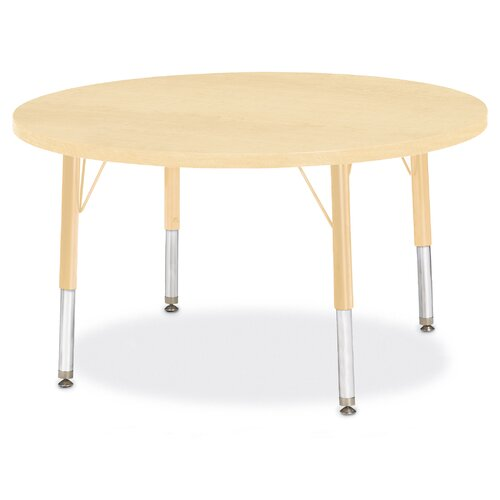 "Jonti-Craft Berries Round Activity Table (36"" x 36"")"