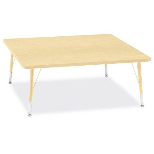"Jonti-Craft Berries Square Activity Table (48"" x 48"")"