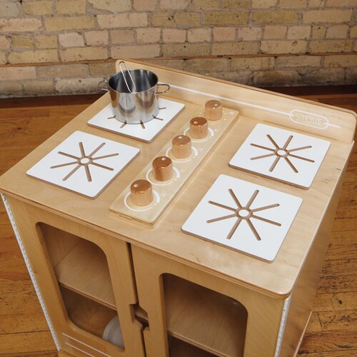 Jonti-Craft TrueModern Kitchen Stove