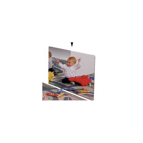 "Jonti-Craft 24"" H x 48"" W Mirror"