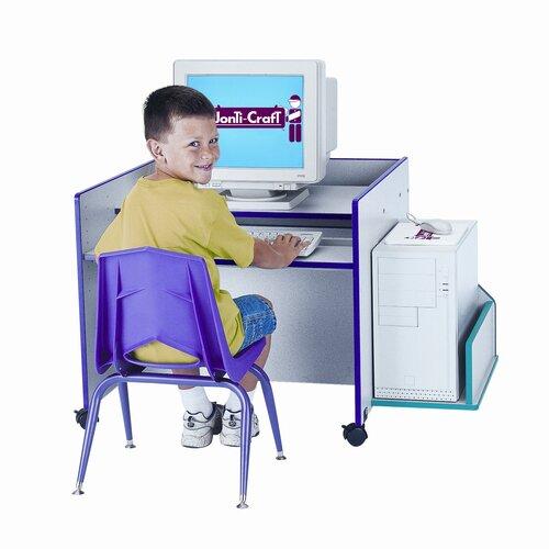"Jonti-Craft KYDZ  29.5"" W x 30"" D Youth Table"