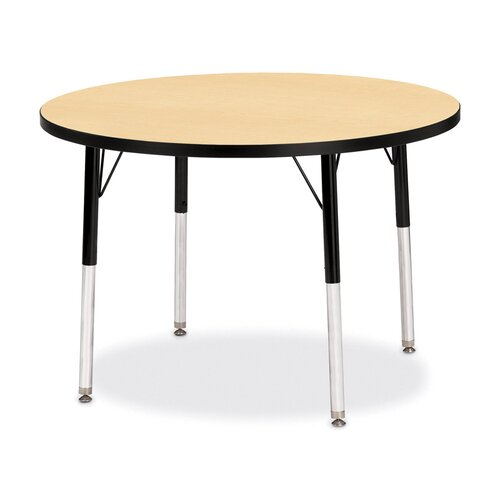 "Jonti-Craft KYDZ Activity Table- Round (36"" Diameter)"
