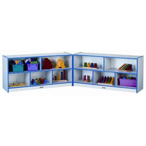 Jonti-Craft Low Fold-N-Lock Storage