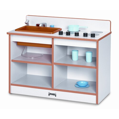 Jonti-Craft 2-In-1 Kitchen