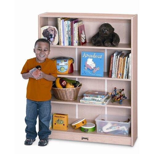 Jonti-Craft Maplewave Bookcase