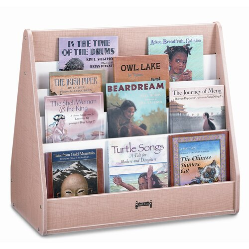 Jonti-Craft 2 Sided Pick-A-Book Stand