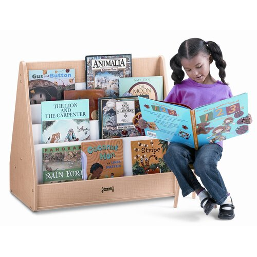 Jonti-Craft One Sided Pick-A-Book Stand