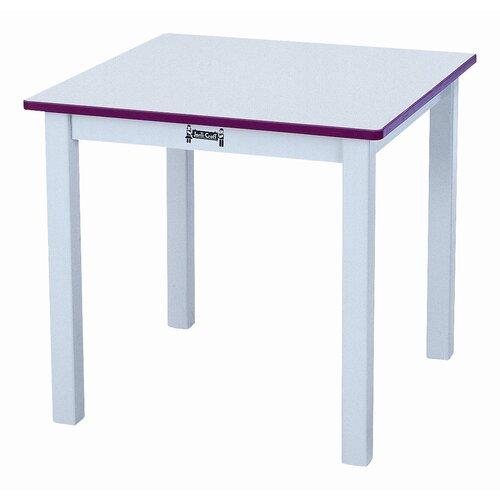 "Jonti-Craft 24"" Square Classroom Table"