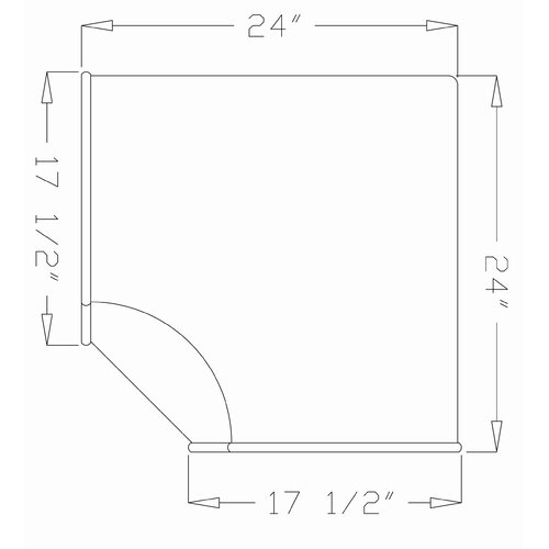 Jonti-Craft 1-Section Corner Coat Locker