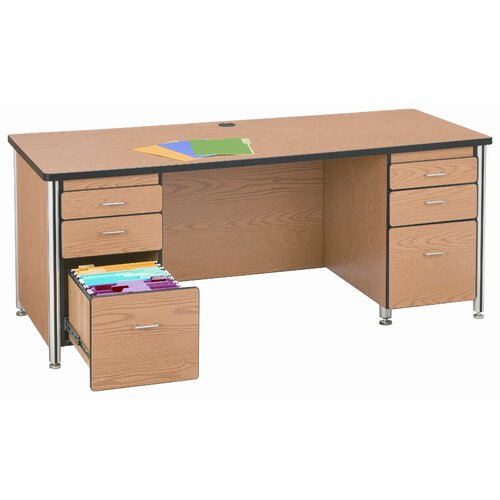 Jonti-Craft Teachers' Desk