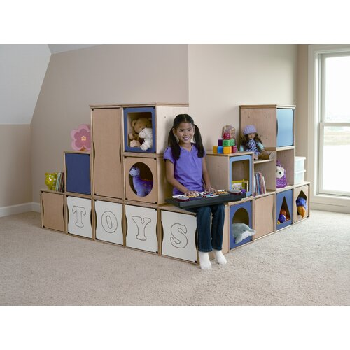 "Jonti-Craft RooMeez Extra 0.59"" Book Cabinet"