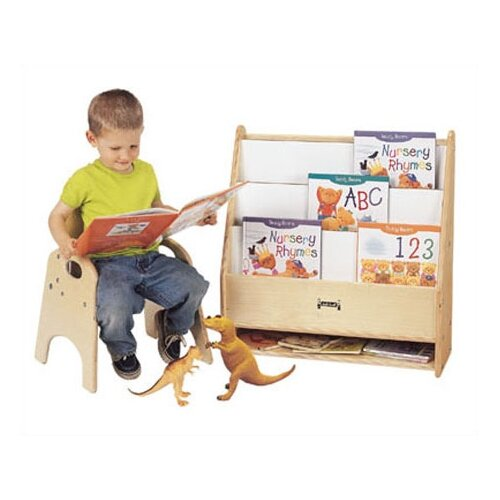 "Jonti-Craft 25"" Toddler Pick-a-Book Stand"