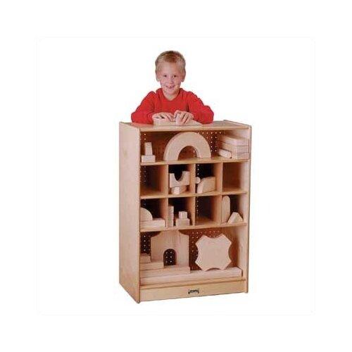 Jonti-Craft Block Shelf