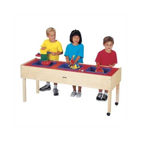 Jonti-Craft 3 Tub Sand-n-Water Table