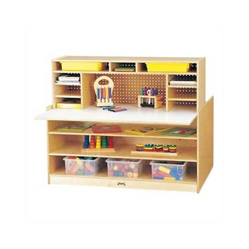 "Jonti-Craft Maxi 48"" W Script-n-Skills Station Children's Desk"