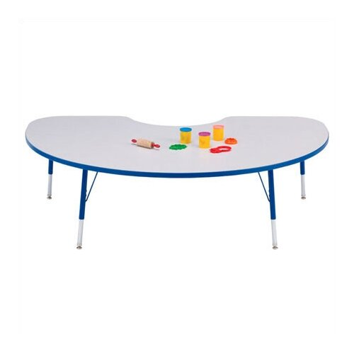 "Jonti-Craft KYDZ Kidney Activity Table (48"" x 72"")"