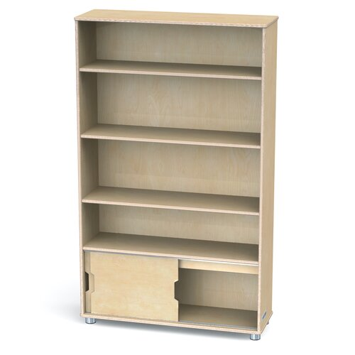 "Jonti-Craft TrueModern Four-Shelf 60"" Bookcase"