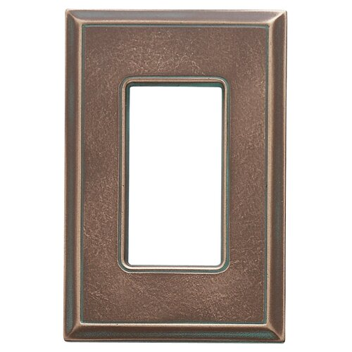RQ Home Classic Magnetic Single GFCI Wall Plate