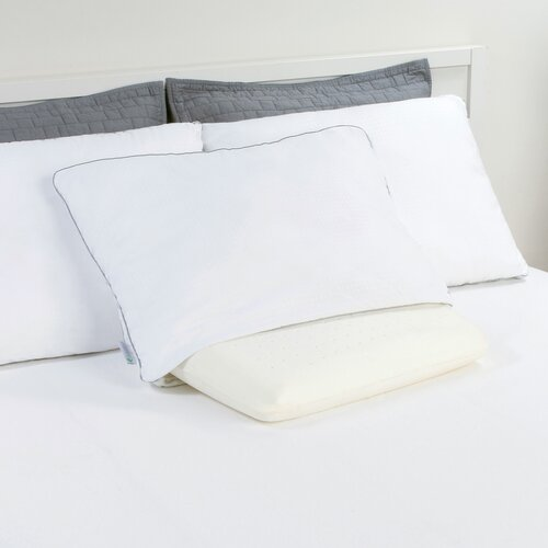 Memory Core Memory Foam Bed Pillow