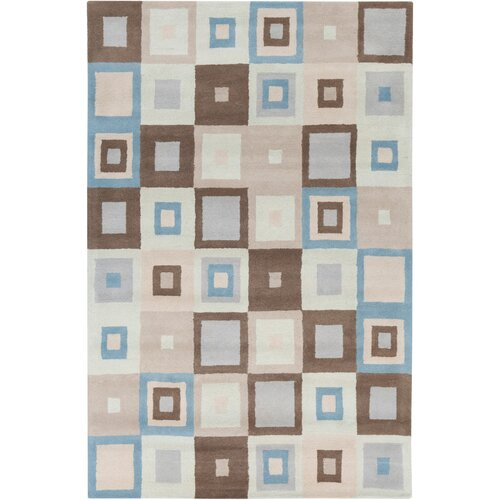 Filament  LLC Cinzia Mix Geometric Area Rug