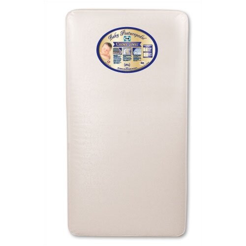 Baby Posturepedic Crown Jewel Crib Mattress