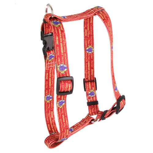Red Wine Roman Harness