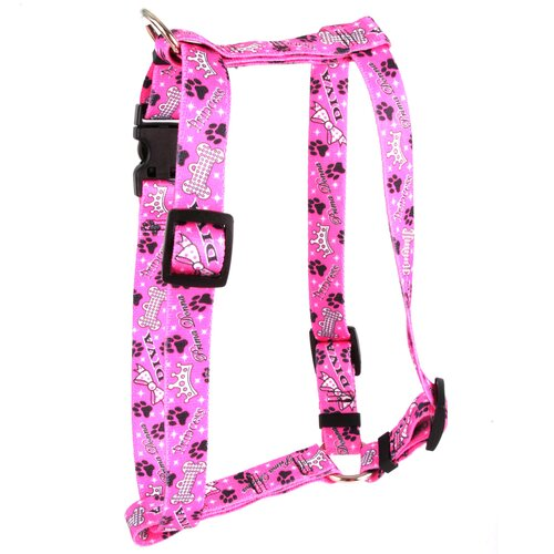 Yellow Dog Design Diva Dog Roman Harness