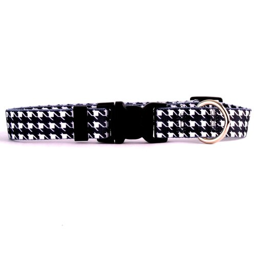 Yellow Dog Design Houndstooth Standard Collar