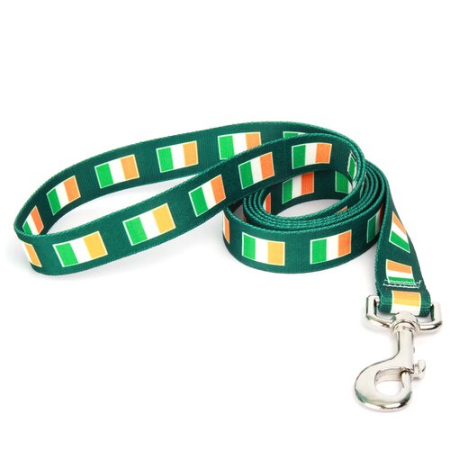 Yellow Dog Design Irish Flag Lead