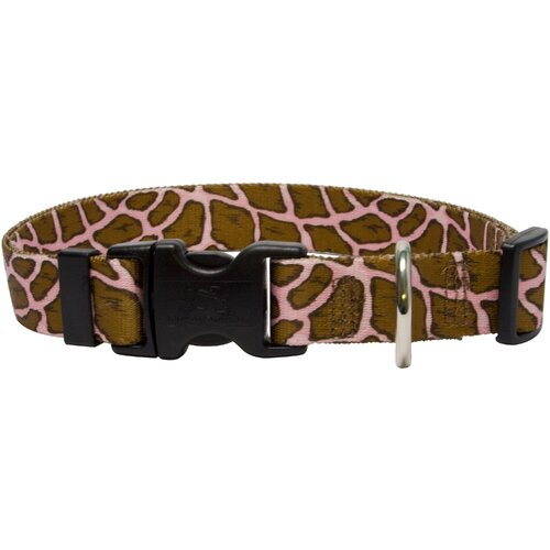 Yellow Dog Design Giraffe Standard Collar