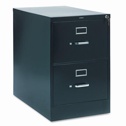 HON 210 Series 2-Drawer  File