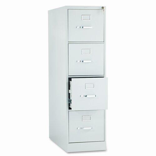 HON 210 Series 4-Drawer  File