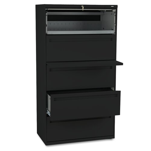 HON 700 Series 5-Drawer  File