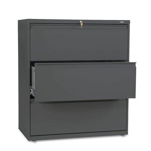 HON 800 Series 3-Drawer  File