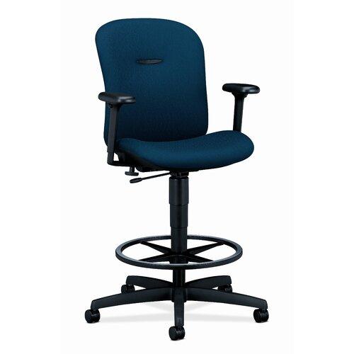 HON Mirus Series Swivel Task Drafting Chair